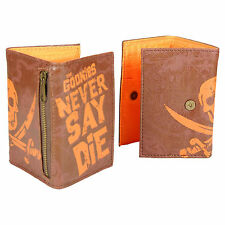The Goonies Never Say Die Tri Fold Wallet Retro Gift idea Present for Dad Him