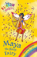 NEW  (68) MAYA the HARP FAIRY book ( Rainbow Magic MUSIC Fairies )