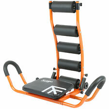 MIRAFIT Sit Up Ab Twister/Crunch Trainer Abdominal/Core Muscle Exercise Bench