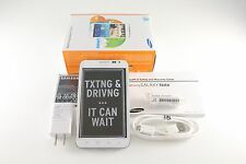 Samsung Galaxy Note i717 White 16GB WiFi 8MP AT&T Unlocked GSM