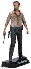 COLOR TOPS RED WALKING DEAD TV RICK GRIMES 7IN ACTION FIGURE McFARLANE TOYS