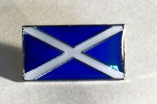 Metal Enamel Pin Badge Brooch Flag Scottish Flag Ecosse Scotland National Flag