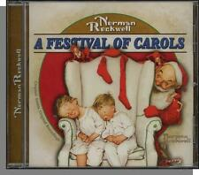 Norman Rockwell: A Festival of Carols - Nelson Eddy, Paul Weston Orchestra CD!