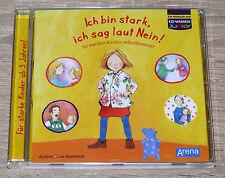 Ich bin stark, ich sag laut Nein! (2011) Hörbuch-CD, CD Wissen Junior, gebr.