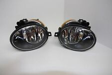 GENUINE VW AMAROK 2012-ON FOG LIGHTS LH & RH PAIR