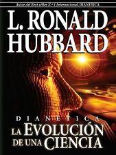 *NEW* Dianetica :  La Evolución de Una Ciencia by L. Ron Hubbard , Spanish