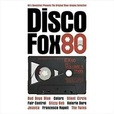 Various - Disco Fox 80 Vol. 5 - The Original Maxi-Singles Collection - CD