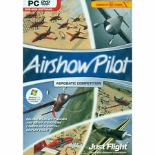 Airshow Pilot - MS FSX Expansion Pack - PC DVD by Just Flight