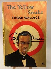 Edgar Wallace The Yellow Snake 1955