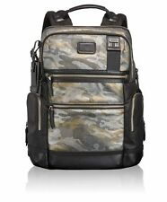 TUMI KNOX BACKPACK ALPHA BRAVO CAMO METALLIC 0223681MCMO2 Limited Edition