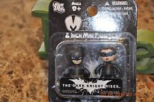 Mezco The Dark Knight Rises Batman & Catwoman Mez-itz Figurines