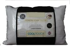 Luxury Memory Foam Pillow With Cool Touch Luxury Cover SIze 65 X 44 CM UK