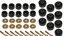 NEW BODY MOUNT KIT HQ-WB UTE & PANELVAN BOLTS ISUIT HJ HX HZ PANEL VAN SANDMAN