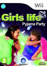 GIRLS LIFE  PYJAMA PARTY        -----   pour WII  ------