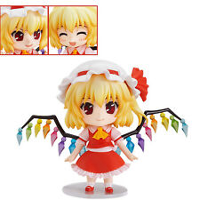 "Cute ! Touhou Project Flandre Scarlet 9cm / 3.5"" PVC Figure New In Box #136"
