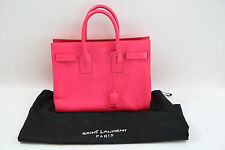YSL Yves Saint Laurent 'Small Sac de Jour' Leather Tote RETAIL $2,890