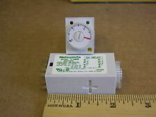 NAIS S1DX-A2C3M-DC24V Power-On Delay 2 Form C Type 24VDC High Precision Timer