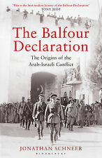The Balfour Declaration: The Origins of the Arab-Israeli Conflict,GOOD Book