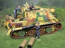 THE COLLECTORS SHOWCASE WW2 GERMAN NORMANDY CS00794 STURMTIGER LOADERS MIB