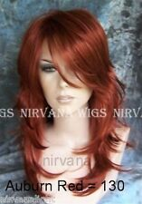 Long Choppy Layers Nirvana Tarah Wig U Choose Colour Black/Blonde/Red/Brown