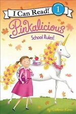 Pinkalicious: School Rules! I Can Read Level 1
