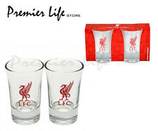 Liverpool Football Club Gafas De Tiro-hígado Bird Shot Glass Set