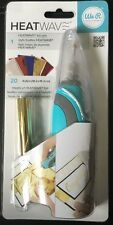 we r memory keepers heatwave foil pen  tool, & 20 foil sheets 4 x 6 inch