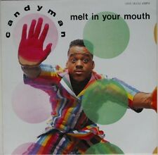 Candyman - Melt In Your Mouth 1991 Maxi