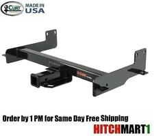 """8K CURT TRAILER HITCH FOR 2015-2016 FORD TRANSIT CLASS 4,  2"""" TOW RECEIVER 14012"""