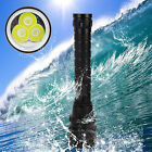 Waterproof 9000lm 3x XML T6 LED SCUBA Dive Diving Flashlight Torch 18650 Light