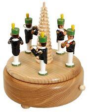 Carillon natura Cappella di bailey 15,5 cm carillon NUOVO Seiffen Natale
