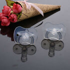 1 Pcs Security Pacifier for Newborns Baby Soft Silicone Bite Gags Boys Girls Q1