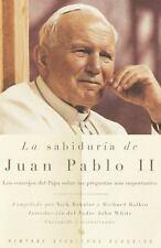 La Sabiduria de Juan Pablo II (Spanish Edition)
