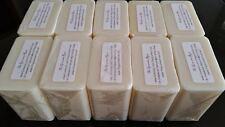 10 lb COMPLEXION MANGO BUTTER & GOAT'S MILK Melt And Pour Soap Natural Wholesale