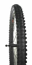 "PRO-AIR ECONOMY MTB TYRE 26"" x 2.10 KNOBBLY TREAD MOUNTAIN BIKE CYCLE TIRE"