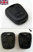 New UK Seller 2 Button Remote Key Fob Case Shell Cover Repair for Peugeot 307