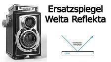 Welta Reflekta II Ersatzspiegel 50x50mm LS50, perfekt Fit by MediaLas