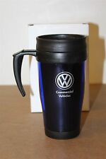 VW Commercial vehicles blue Thermo mug T5 T6 Caddy ZGB5040406059 Genuine VW