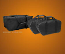 INDIAN ROADMASTER SADDLEBAG & TRUNK LINER BAGS 3PC SET (2 saddle bags 1 trunk)