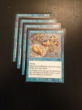 MTG MAGIC URZA'S LEGACY CLOUD OF FAERIES (ENGLISH NUEE DE FAERIES) NM X4