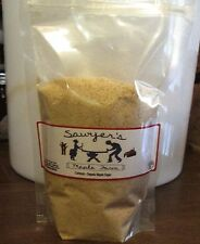 1 LB  1 Pound Certified Organic Pure Maple Sugar Maine  Sawyers Maple Farm