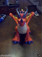 Fisher Price Imaginext Red Castle Dragon with Sound & Action