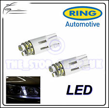 Ring Prism High Power White LED Side & Tail Bulb W5W 501 LED501HPW