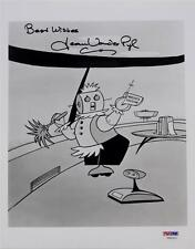 Jean Vander Pyl Signed Rosie The Jetsons 8x10 Photo PSA/DNA V90312 Auto