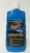 Meguiars Fiberglass Oxidation Remover Cleaner For Boats or RV 16oz # M4916