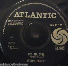 "WILSON PICKETT - Dont Fight It ~ 7"" Single"