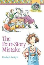 The Four-Story Mistake (The Melendy Quartet)-ExLibrary