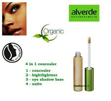 4 in 1 Highlighter, Concealer, Base and Eyeshadow ALVERDE NATURAL