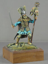 54mm figure model Celt warrior Gallic Celtic Vercingetorix Gual France Casear