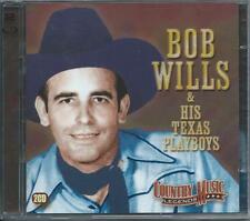 Bob Wills & His Texas Playboys - Country Music Legends (2CD 2006) NEW/SEALED